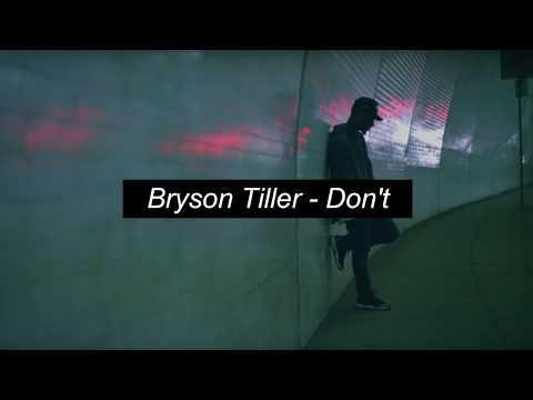bryson-tiller---don't---lyrics/letra---traducido-español/inglés