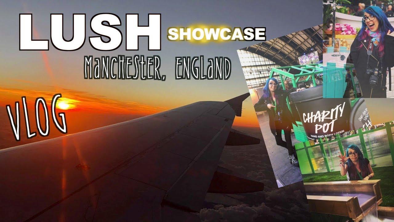 aad1a5b7735 Lush Showcase 🌈 - Manchester, UK 🌎VLOG - YouTube