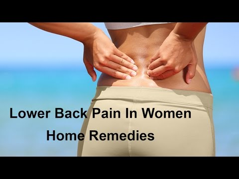 hqdefault - Home Remedy For Lower Back Pain In Women