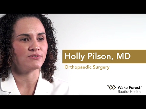 Holly Pilson, MD - Orthopaedic Surgeon at Wake Forest Baptist Health