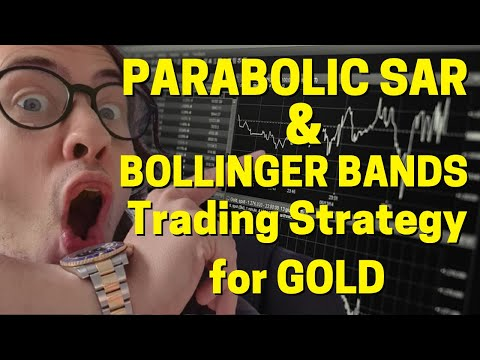 Parabolic SAR & Bollinger Bands COMBO STRATEGY FOR GOLD (XAU/USD)