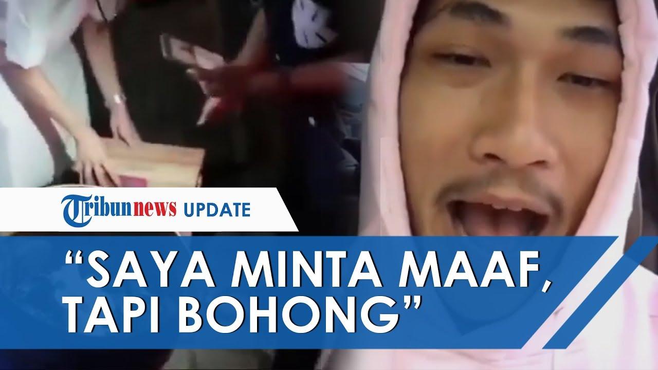 Viral Youtuber Prank Kasih Sembako Sampah Ke Waria Ferdian Paleka