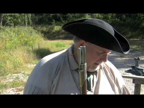 Shooting the 1766 Charleville Musket