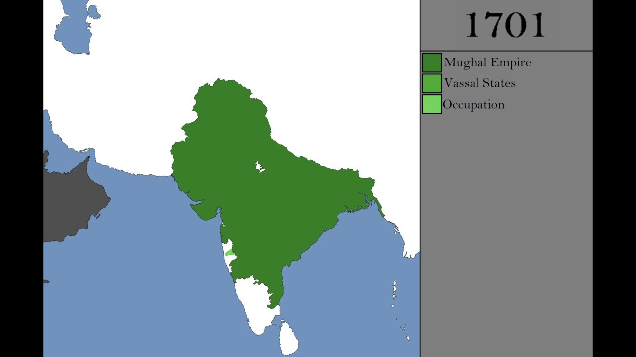 causes of the downfall of mughal empire