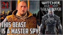 Count Reuven's Treasure - Witcher 3 Wild Hunt Walkthrough #21