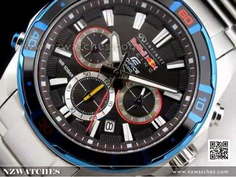 casio edifice infiniti red bull racing limited watch efr. Black Bedroom Furniture Sets. Home Design Ideas