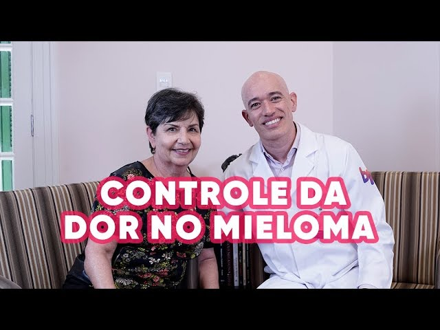 Controle da dor no Mieloma Múltiplo