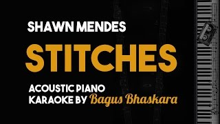 [Piano Karaoke] Stitches - Shawn Mendes