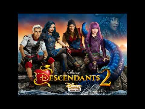 Descendants 2 - Chillin' Like A Villain (Instrumental)