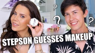 STEPSON GUESSES MAKEUP PRICES!!!!