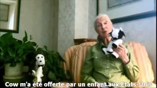 Des nouvelles de Dr. Jane Goodall pour Roots & Shoots