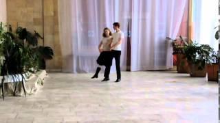 Салонный танец Помпадур (Pompadour)