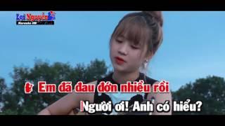 [Karaoke] Em Ơi Anh Phải Làm Sao - Dương Minh Tuấn ft Soái Nhi