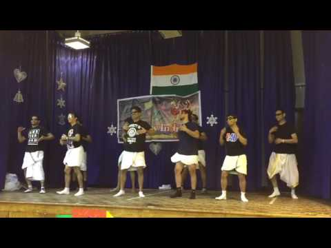Funny Dance by Glasgow Indians