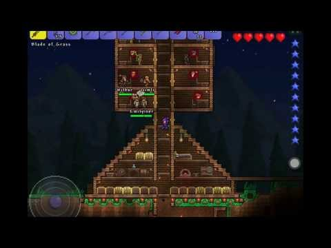 Terraria IOS Chest Duplication Glitch Tutorial For Ipad, IPhone and IPod Touch! (PATCHED)