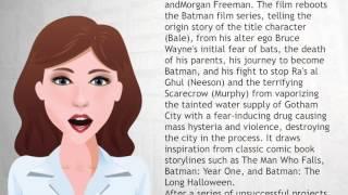 Batman Begins - Wiki Videos