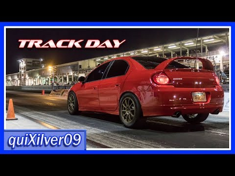 Another Track Day in the SRT4 (Spin City)