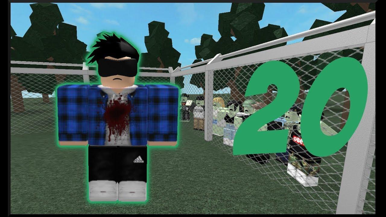 Roblox Series Zombie Apocalypse S2 Ep20 Youtube