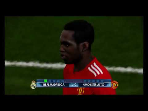 PES 2018 Real Madrid vs Manchester United UEFA Super Cup Penalty Shoot-Out