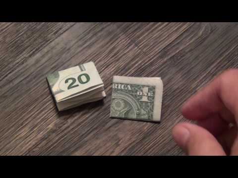Superman (The Twenty Dollar Bill Switch)—Practical Magic For The Lay-Audience — Mercy Me Magic