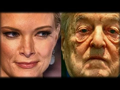 GEORGE SOROS AND MEGYN KELLY CAUGHT COLLUDING IN NEW PUSH TO CRUSH TRUMP
