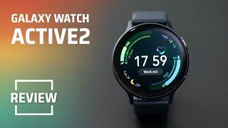 Đánh giá Galaxy Watch Active2