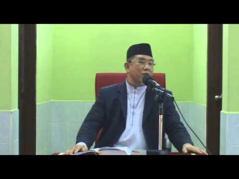 Dr Danial: Kuliah Tafsir Surah Al-Alaq ayat 01 hingga 12