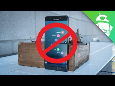 Android Authority Reacts to the Discontinued Note 7