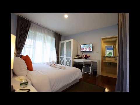 โรงแรมบางแสน เฮอริเทจ ที่พักตำบลแสนสุข ติดทะเล