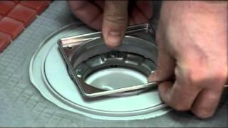 Einbau barrierefreier Duschen mit JACKOBOARD (Anwendungsfilm deutsch)