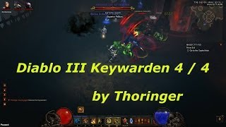 Diablo 3 Keywarden Walktrough (4/4) - Plans: Infernal Device