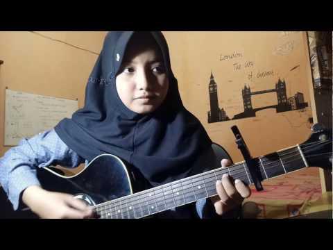 Utopia - Mencintaimu Sampai Mati   Guitar Cover   Indah Fitrialita