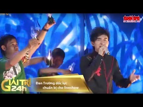 Đan Trường dốc lực chuẩn bị cho liveshow, Hoa khôi Nam Em chuyển hướng sang ca hát, showbiz Việt