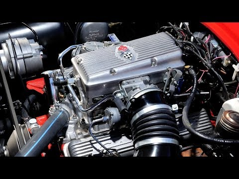 Why Chevy Abandoned The 1962-1965 Fuel Injected 327 V8