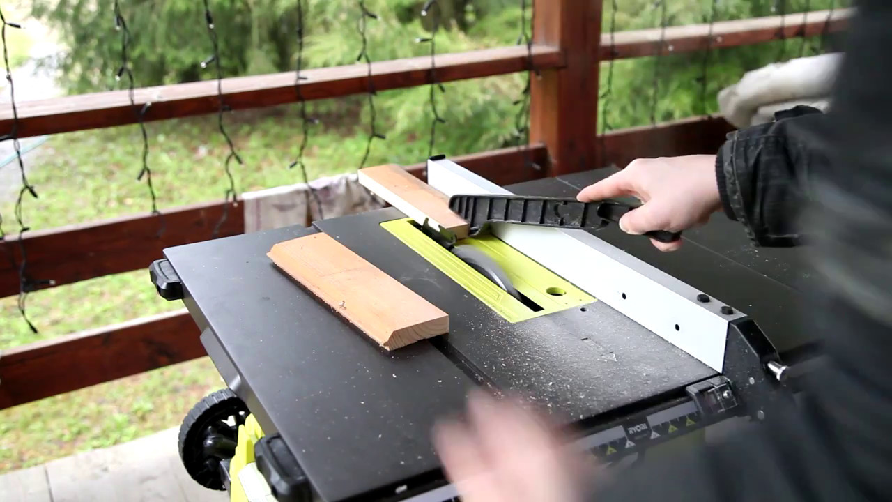 ryobi bordcirkelsåg test