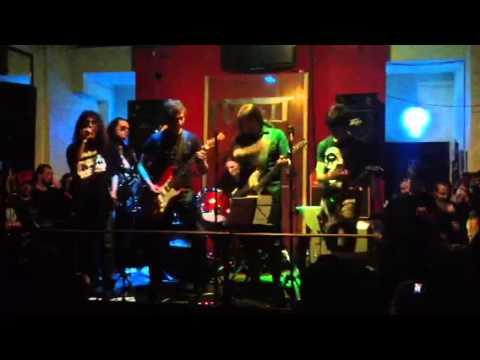Jam Andreas e Yohan Kisser - T.N.T - AC/DC - Guitarra Lucas