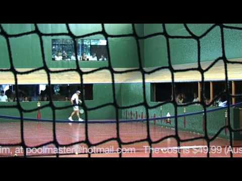 2008 Australian Open - Real Tennis