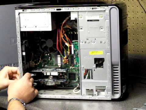 Installation Of A Second Video Card In A Dell Pc