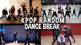 KPOP RANDOM DANCE BREAK VERSION 2019 (MIRRORED)
