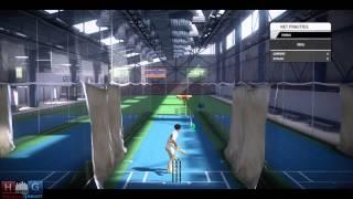 Don Bradman Cricket™ 14  Cricket Academy : Net Practice