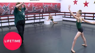 Dance Moms: Abby Is Buttering up Brynn and Ashlee (Season 5 Flashback)   Lifetime