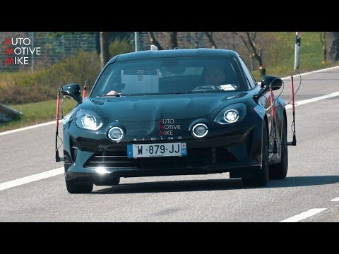 IS THIS THE RUMORED 300HP ALPINE A110??