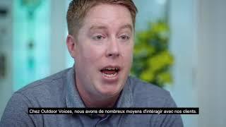 Outdoor Voices utilise ses magasins comme plateforme de distribution grâce à !D Cloud de Nedap