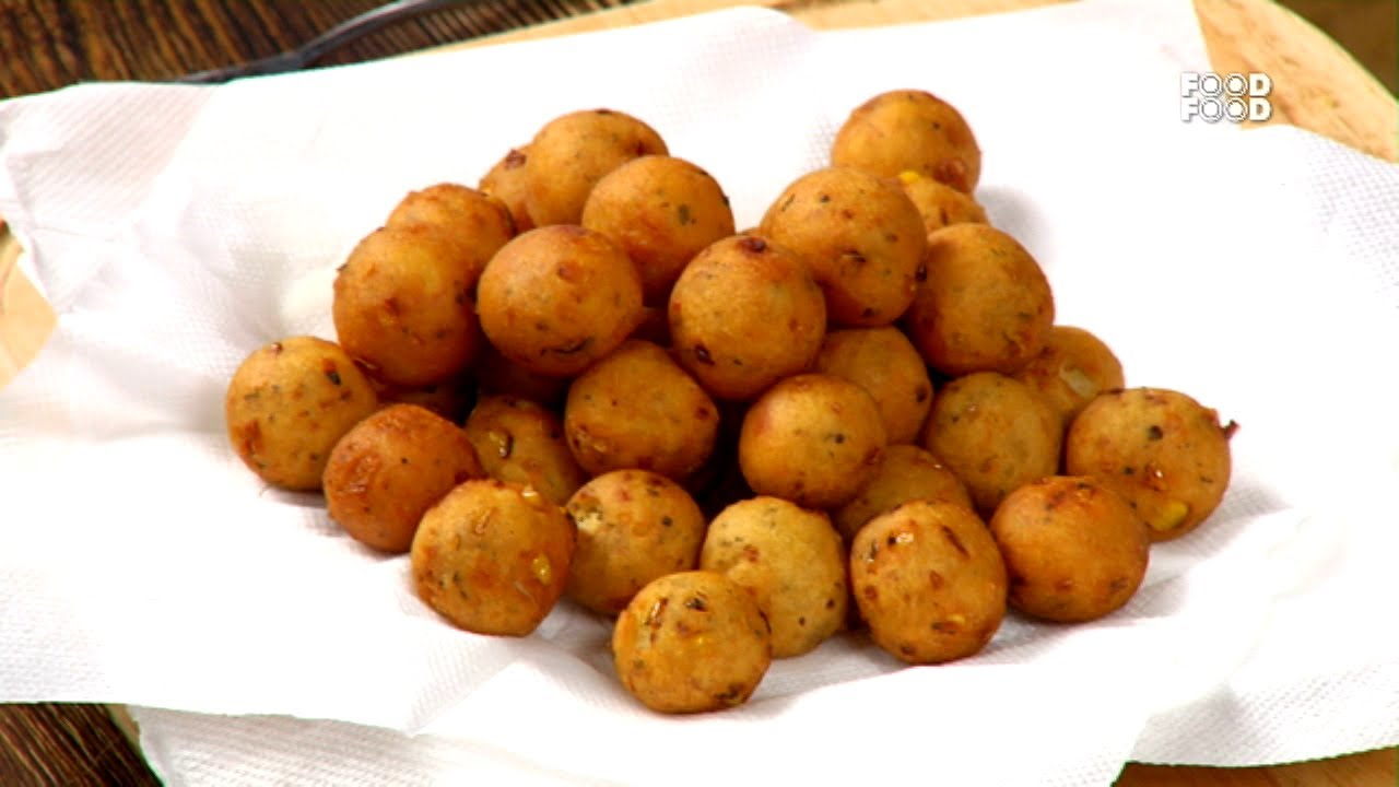 Potato croquettes tea time youtube forumfinder Choice Image
