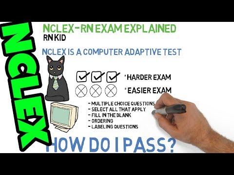How Does The NCLEX Work? (NCLEX Exam FAQ Explained) - YouTube