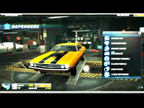 Nfsworld Driver Sf Challeger Rt Tanners Car Youtube