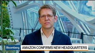 Why Amazon Split 'HQ2' Between New York and Washington