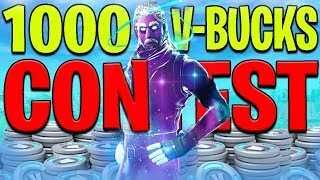 "WIN 1000 V-BUCKS!! CONTEST FORTNITE HO ""PARLATO"" WITH POW3R AL GAMESWEEK"