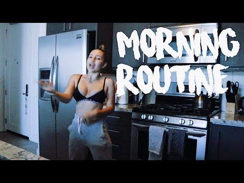 MORNING ROUTINE 2017 ♡ Nathalie Paris