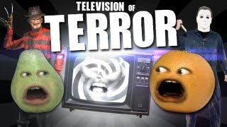 Annoying Orange - TV of TERROR!